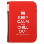 [Campervan] keep calm and chill out  Kindle Cases