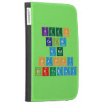 KEEP CALM AND HAPPY BIRTHDAY  Kindle Cases
