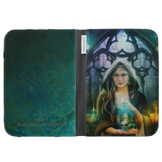 Kindle Cover Alchemist