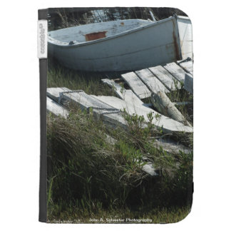 Kindle Cover - Row Boat