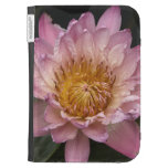 Kindle cover with Water Lily