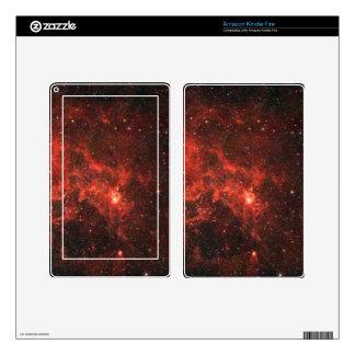 Kindle Fire Skin Template - Customized