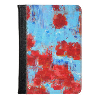 Kindle Fire with Fire Flowers Kindle Case