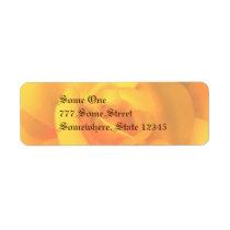 Kindled Rose Address Labels