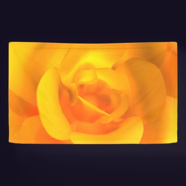 Kindled Rose Banner