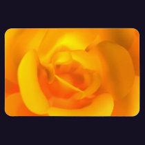 Kindled Rose Flexible Magnet