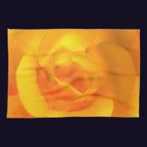 Kindled Rose Kitchen Towel