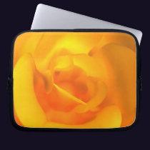 Kindled Rose Laptop Sleeve