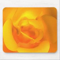 Kindled Rose Mousepad