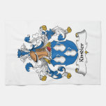 Kindler Family Crest Towel
