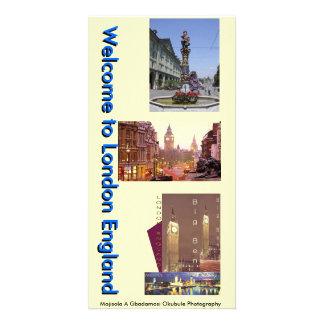 Kindlifresserbrunnen, LONDRES PARA SIEMPRE 1, Big  Tarjeta Fotográfica Personalizada