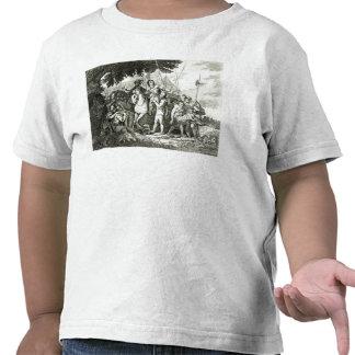 Kindness a un soldado, 1815 de sir Philip Sidney Camiseta