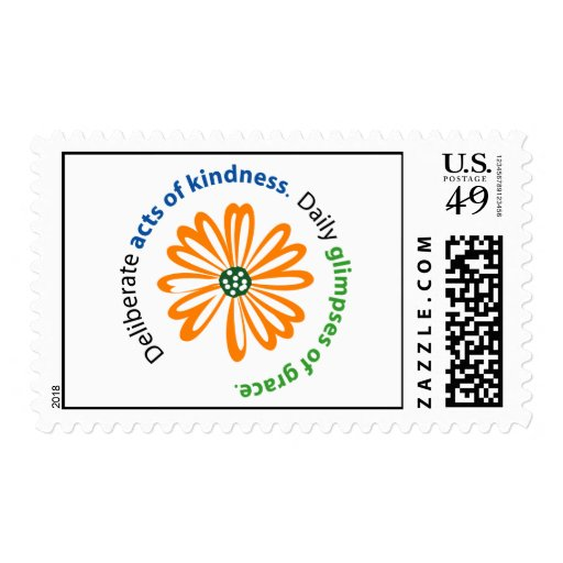 Kindness and Grace Postage