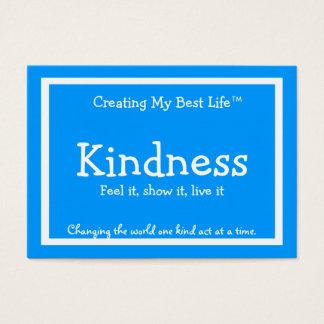 Kindness Card - Blue