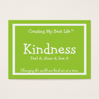 Kindness Card - Green