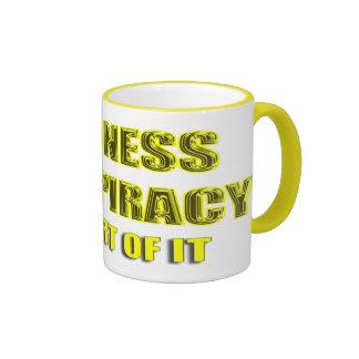 kindness conspiracy mug