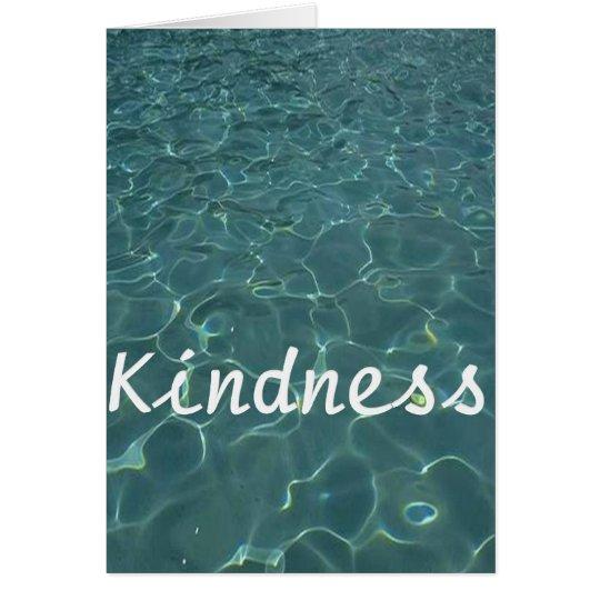 Kindness for Kindness Card