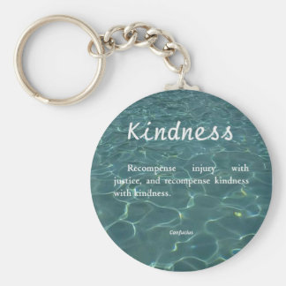 Kindness for Kindness Keychain