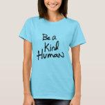 "Kindness is Contagious T-Shirt<br><div class=""desc"">spread the love</div>"