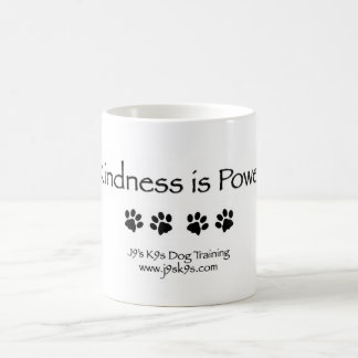 Kindness is power Mug