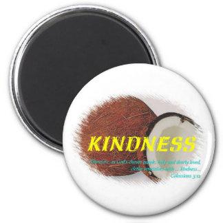 Kindness Fridge Magnet