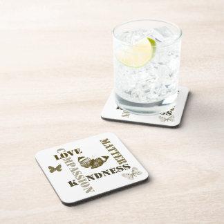 Kindness Matters Beverage Coaster