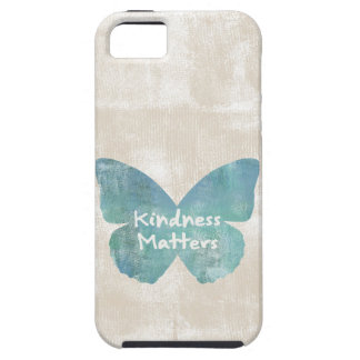 Kindness Matters Butterfly iPhone SE/5/5s Case
