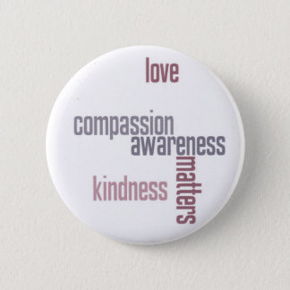 Kindness Matters Button