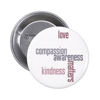 Kindness Matters Button