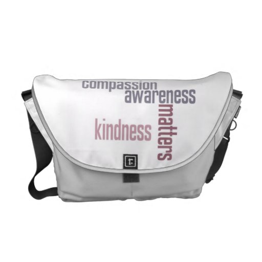 Kindness Matters Courier Bags