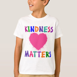 KINDNESS MATTERS, multi T-Shirt