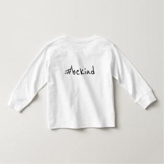 kindness matters toddler t-shirt