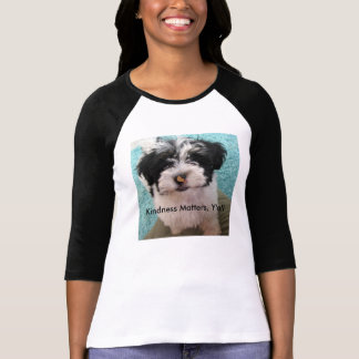 Kindness Matters, Y'all Havanese Puppy T-Shirt