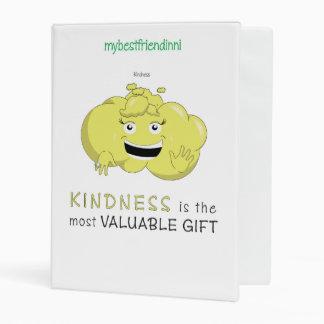 """Kindness Mini 1"""" Binder"""