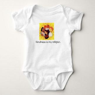 Kindness onies baby bodysuit