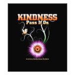 KINDNESS - Pass It On Photo Print