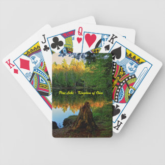 Kindom of Oma Playing Cards