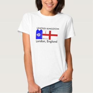 Kindom unido (Mojisola un Onifade) - camisa