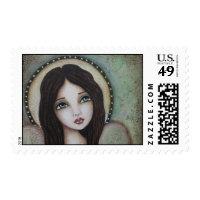 Kindred Angel Postage Stamps