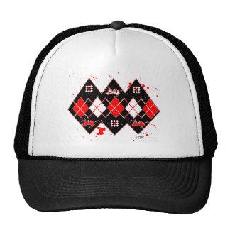 Kindred Argyle Trucker Hat
