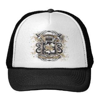 Kindred Medieval  Crest Trucker Hat