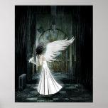 Kindred Spirit Gothic Art Poster