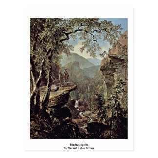 Kindred Spirits By Durand Asher Brown Postcard