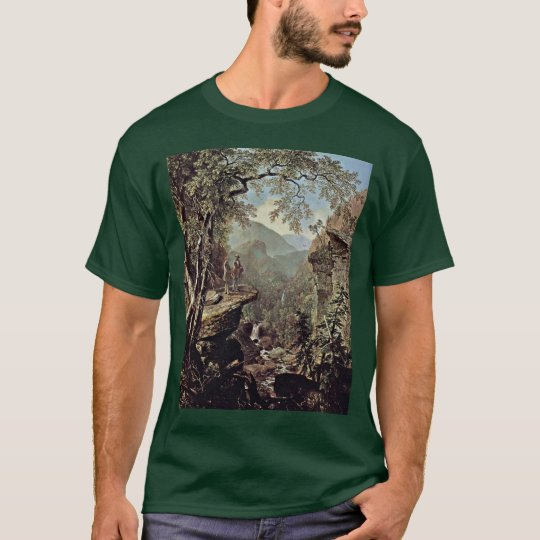 Kindred Spirits By Durand Asher Brown T-Shirt