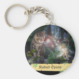 Kindred Spirits Keychain