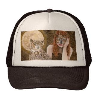Kindreds - Owl Mesh Hats