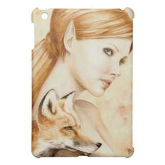 Kindreds-Red Fox iPad Mini Cover