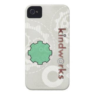 Kindworks iphone case