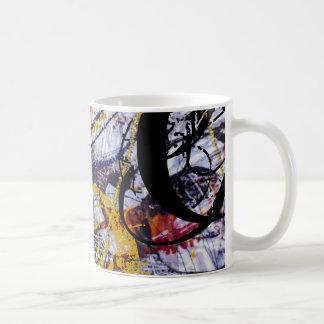 Kinesis enérgico taza de café