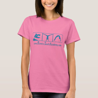 Kinetic Youth Academy Ladies Silhouette Shirt